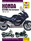 Matthew Coombs Honda ST1100 Pan European (1990-2001) Service and Repair Manual (Haynes Service and Repair Manuals)