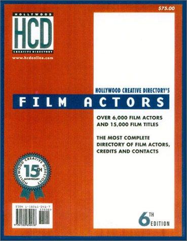 Film Actors Directory, 6th Edition