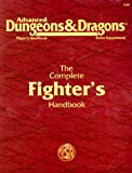 Advanced Dungeons & Dragons: The Complete Fighter's Handbook (PHBR1)