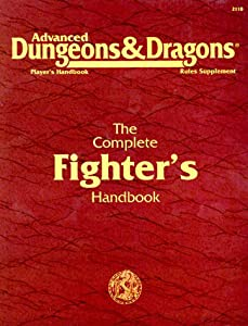 The Complete Fighter's Handbook by Aaron Allston