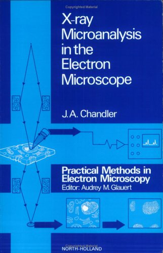X-Ray Microanalysis In The Electron Microscope (Practical Methods In Electron Microscopy)