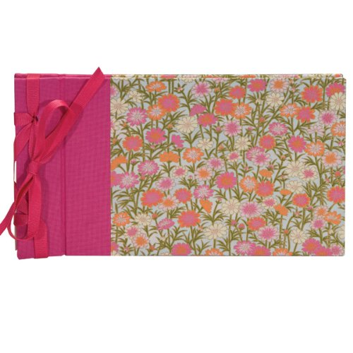Books by Hand BBHK102-8 Small Ribbon Bound Photo Album, Pink books xxxviii