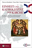img - for Einheit und Katholizitat der Kirche book / textbook / text book