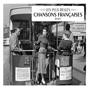buy les plus belles chansons francaises retro online at low prices in india amazon music. Black Bedroom Furniture Sets. Home Design Ideas