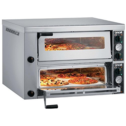 "Heavy Duty 8x12"" Pizza Oven Commercial Kitchen Restaurant Cafe Takeaway Retail"