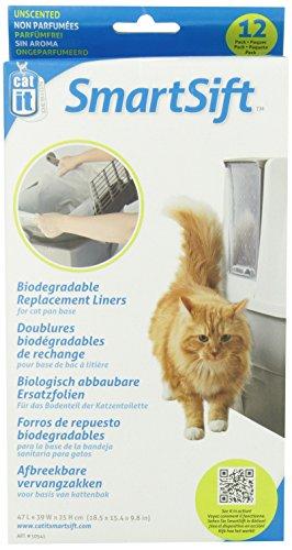 catit-litiere-pour-chats-sac-biodegradable-12-pieces