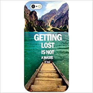 Apple iPhone 6S Back Cover - Getting Lost Designer Cases