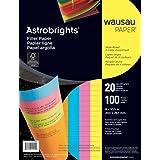 Wausau Astrobrights Filler Assortment 25910