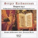 echange, troc  - Rachmaninov: Vespers, Op. 37 [Hybrid SACD]