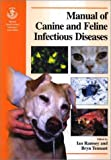 img - for Manual of Canine and Feline Infectious Diseases book / textbook / text book