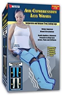 Nah Air Compression Leg Wraps Reg (Pack Of 8)