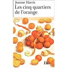 Les cinq quartiers de l'orange - Joanne Harris