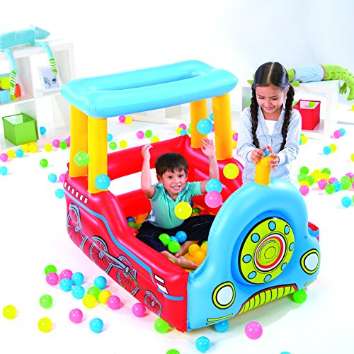 Bestway Train Play Center