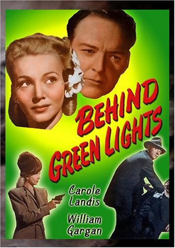 Cover art for  Behind Green Lights