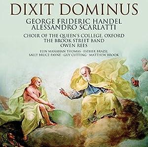 A. Scarlatti / Handel: Dixit Dominus