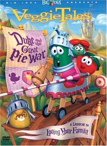 VeggieTales - Duke and the Great Pie War