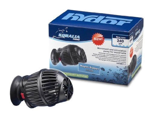 Koralia Nano 240 Aquarium Circulation Pump, 240 gph