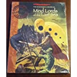 Mind Lords of the Last Sea (AD&D Fantasy Roleplaying, Dark Sun Accessory) ~ Matt Forbeck
