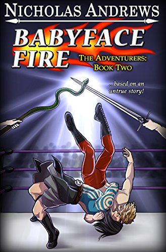 E-book - Babyface Fire by Nicholas Andrews