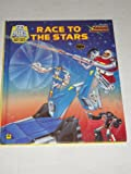 GoBots: Race to the stars (Golden heroic champions) (0307160521) by Harris, Jack C