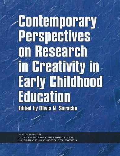 Contemporary Perspectives on Research in Creativity in Early Childhood Education