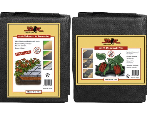 Star profiline 3070860 telo anti erbacce in tessuto non - Telo tessuto non tessuto giardino ...