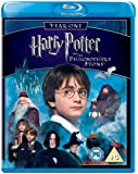Harry Potter And The Philosopher's Stone [Blu-ray] [2001] [Region Free]