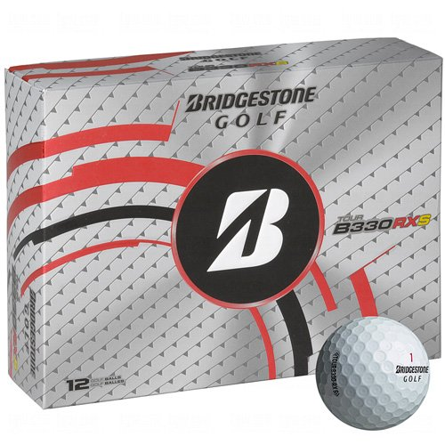 Bridgestone Golf 2014 Tour B330 Rxs Golf Balls (Pack Of 12)
