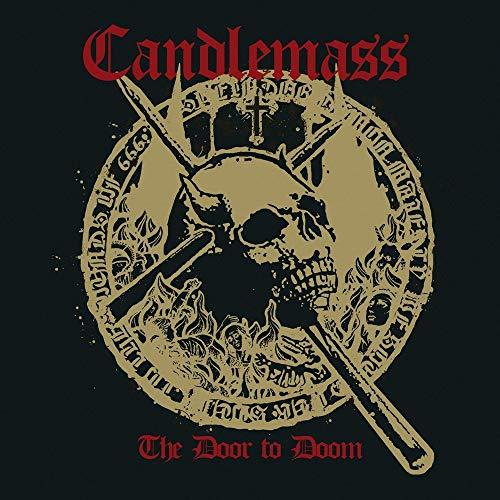 CD : Candlemass - Door To Doom (CD)