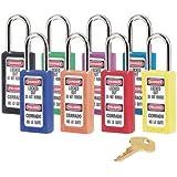 Master Lock 411YLW No. 411 Safety Lockout Padlocks