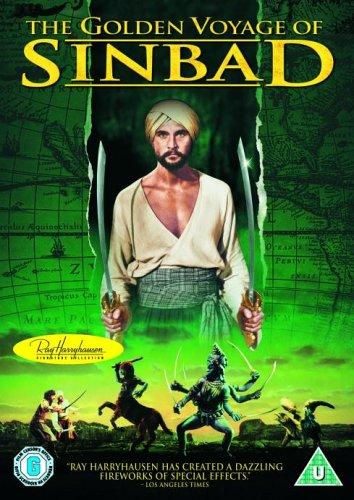The Golden Voyage of Sinbad [UK Import]