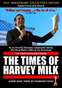 The Times of Harvey Milk (20th Anniversary Collector's Edition) [Import]