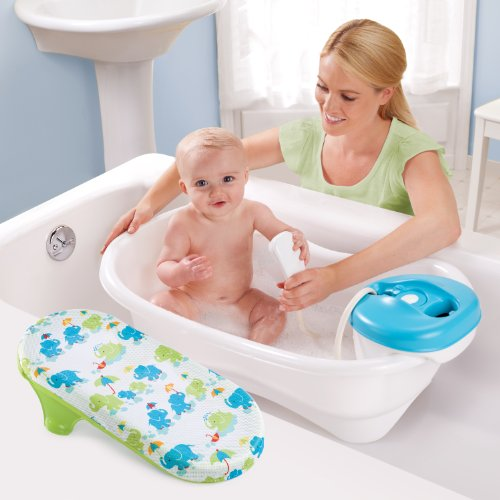summer infant newborn to toddler bath and shower tub great website for quality baby products. Black Bedroom Furniture Sets. Home Design Ideas