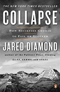 "Cover of ""Collapse: How Societies Choose ..."