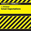 Great Expectations: CliffsNotes (       UNABRIDGED) by Debra Bailey Narrated by Kate Rudd