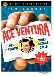 Ace Ventura Deluxe Double Feature Pet Detective When Nature Calls from Warner Home Video