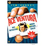 Ace Ventura Deluxe Double Feature (Ace Ventura: Pet Detective / Ace Ventura: When Nature Calls)by Jim Carrey
