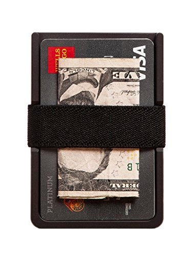 Best Price Machine Era Slim Wallet, Black