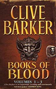 Cover of &quot;Books of Blood&quot;