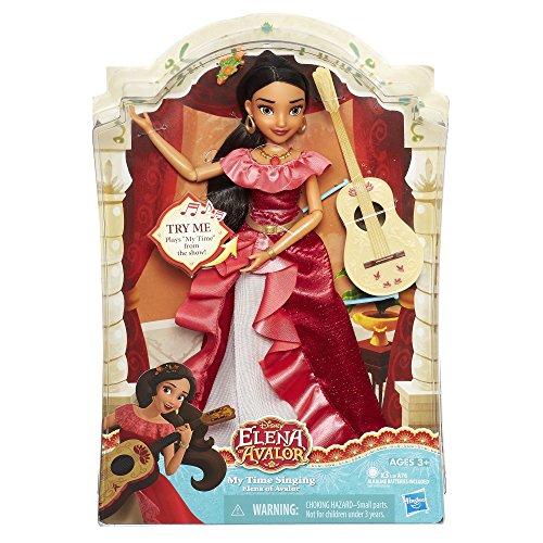 Disney Princess My Time Singing Elena of Avalor Doll JungleDealsBlog.com