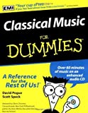 img - for Classical Music For Dummies by Pogue, David, Speck, Scott (1997) Paperback book / textbook / text book