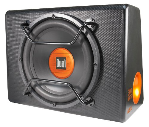 Dual Alb12 12-Inch 300 Watts Powered Subwoofer