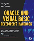 img - for Oracle and Visual Basic Developer's Handbook book / textbook / text book