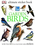 RSPB Garden Birds Ultimate Sticker Book (Ultimate Stickers)