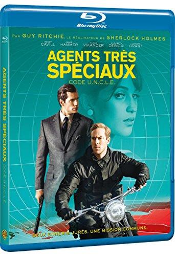 Agents Très Spéciaux - Code U.n.c.l.e [Blu-ray]