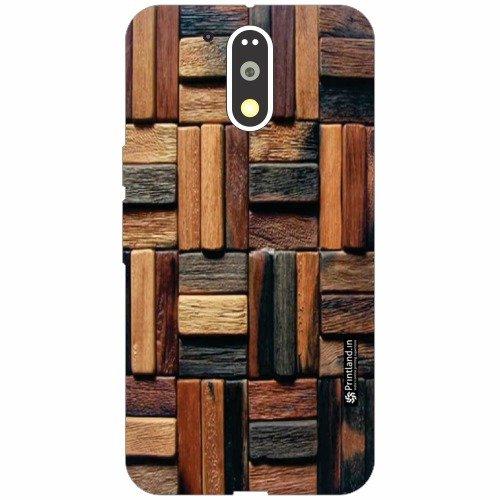 Motorola-Moto-G4-Plus-Back-Cover-Silicon-Wood-Designer-Cases-Printland
