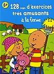 128 Pages Exercices Tres Amusants a l...