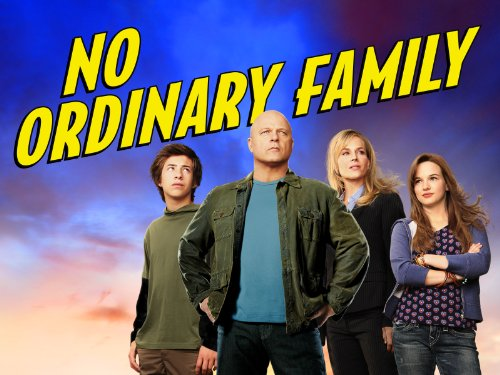 No Ordinary Family: Pilot / Season: 1 / Episode: 1 (2010) (Television Episode)