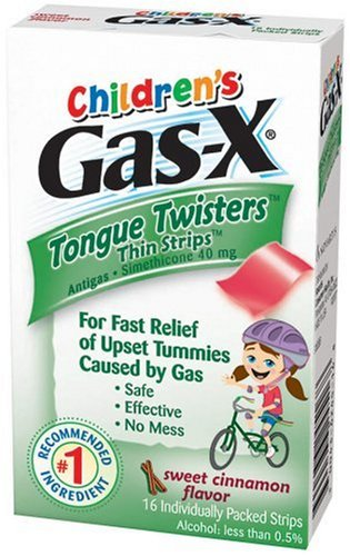 Gas X For Kids