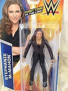 Stephanie Mcmahon Figure #40 Divas Wwf Basic Series 51 Wwe New Mattel Wrestling